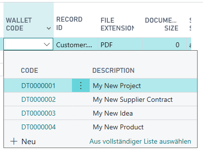 Tutorial - DocuTie for Microsoft Dynamics 365 Business Central